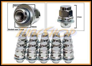 20 Mitsubishi OE Stock Factory Wheels Rims Mag Lug Nuts 12x1 5 1 5
