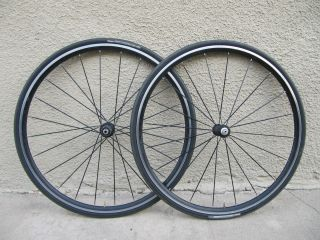 295R Wheelset 700c Front Rear Aero Wheels Road Bike Racing Tri
