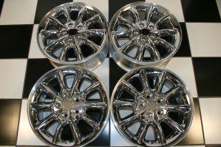 Chrysler 300 Concorde Intrepid Factory 17 Wheels Rims 2171 Set of 4