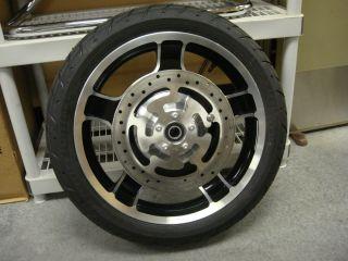 Harley Davidson FLTRX Roadglide Zero Miles Takeoff Front Tire Bearing