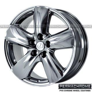 Original Lexus LS460 PVD Chrome Wheels 74196 Outright