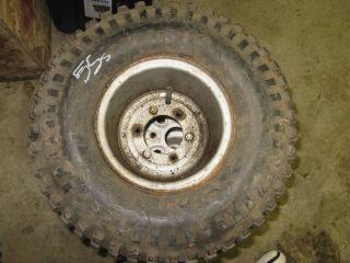 Honda Odyssey ATV FL 250 FL250 ATC Stock Split Rim Tire Goodyear Wheel