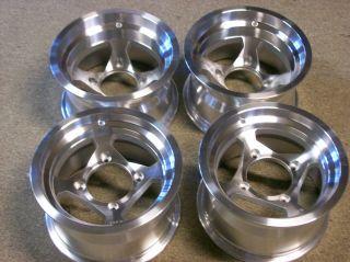 Am Outlander Renagade 330 400 500 650 800 Aluminum Wheels Rims