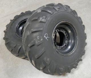 Polaris Sportsman 500 HO ATV Rear Wheels Tires 700 400 335