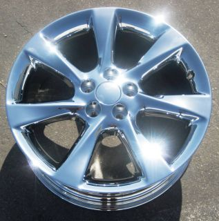 RX350 Venza Highlander Chrome Wheels Rims RX330 RX400 Set of 4