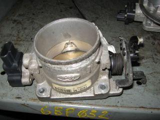 99 00 01 02 03 04 Ford F250 Super Duty Throttle Body