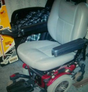 Jazzy 600 Power Wheel Chair