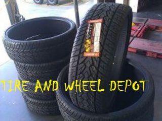 255 30R30 Lionhart Tire 255 30 30 2553030 30 Low Pro Rims Tires