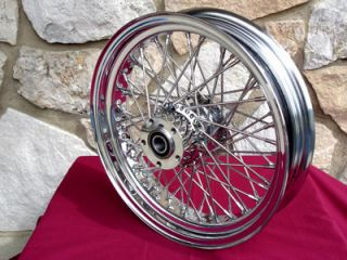 16x3 5 60 Spoke Front Wheel for Harley Street Road King Electra Glide