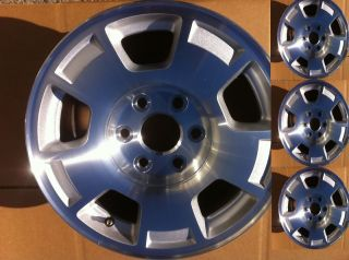 07 Chevy Silverado Suburban Tahoe Express Wheels Rims