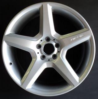 06 07 08 19 AMG Mercedes CLS 5 Spoke Front Wheel