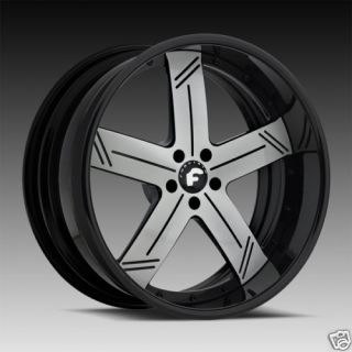 28 Forgiato Linee Wheels and Tires 295 25 28 Chevy Tahoe Escalade