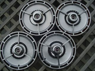 Chevy SS Impala Chevelle Hubcaps Wheel Covers Center Caps Rims
