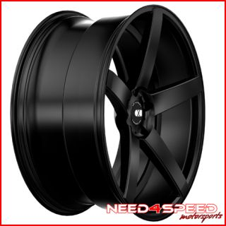 Altima XO Miami Concave Matte Black Staggered Wheels Rims