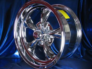 15 Chrome Rev Classic 100 Wheels for 1969 Chevy Chevrolet C 10 Pickup