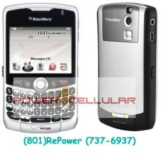 Rim Blackberry Curve 8330 PDA Cell Phone Verizon Mint