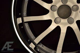 19 inch Lexus IS250 IS300 is350 Wheels Rims RW4 Black CL