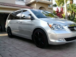 20 inch rims, wheels and tires, Depax fit 2005 Honda Odyssey Touring