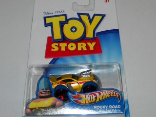 Hot Wheels Toy Story 3 Rocky Road New Release