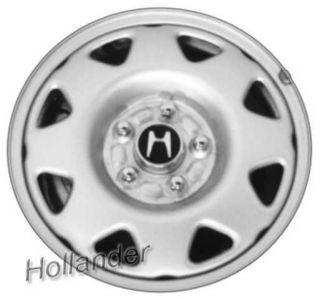 97 98 99 00 01 Honda CRV Wheel 15x6 Steel
