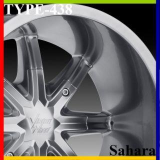 14 4x110 ATV Rims Wheels for Honda 700 Big Red Muv