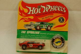 Hot Wheels Redline Heavy Chevy Bright Red BP