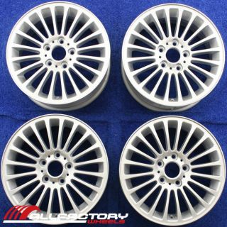 325i 330i 17 2002 2003 2004 2005 2006 Wheels Rims Set 59343