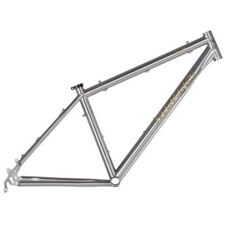 NEW Merlin XLM 25th anniversary mountain bike frame TITANIUM 3 lbs