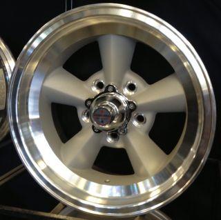 Torque Thrust TTO 309 Wheels Torq 15x7 Chevy Pontiac Torq