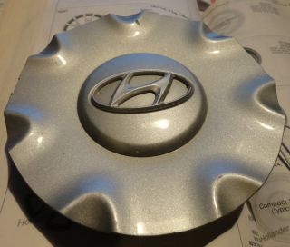 Hyundai Accent Wheel Cover Rim Hubcap Center Cap 2005 2006 2007 52962
