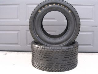 Firestone Dirt Track Tires 14 00x16 Hotrod 1932 Ford Halibrand