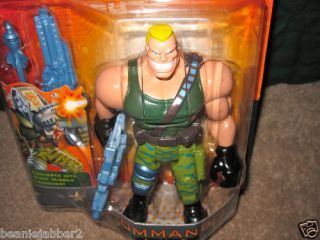 Kenner Small Soldiers Brick Bazooka Commando Elite