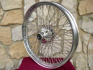 Custom 60 Spoke Wheel for Harley Dyna Deuce Softail