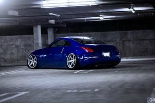 19 Varrstoen ES222 Hyper Black Wheel Fit 350Z 370Z 300zx G35 G37