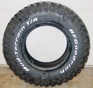 LT30X9 5R15 BF Goodrich Mud Tire