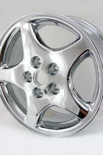 2002 16x6 5 Pontiac Grand Prix Wheels 6529 12362295 9592642