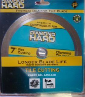 Planet Diamond 7 Continuous Rim Diamond Saw Blade