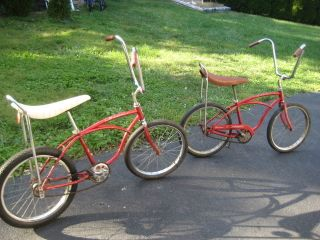 vintage Schwinn Bikes Typhoon and StingRay (local pick up near Wash