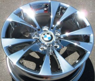 Factory BMW 525xi 528xi 535xi AWD Chrome Wheel Rim 1 Single Rim
