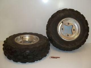 Honda TRX400EX Front Tires and Wheels 1999 TRX 400EX H3
