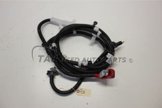 2008 Mitsubishi Lancer Evolution x Mr Positive Battery Cable CZ4A Evox