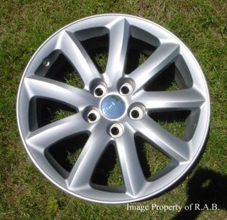 Lexus 07 08 09 LS460 18 Factory Alloy Wheel 74195