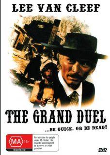 The Grand Duel Lee Van Cleef New SEALED DVD