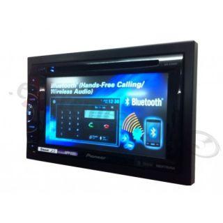 PIONEER AVH 2500BT 2 DIN Moniceiver mit Bluetooth Pioneer AVH X2500 BT