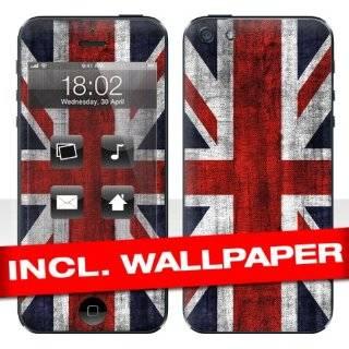 Apple iPhone 5 Skin  UK FLAG  Sticker Handy Elektronik