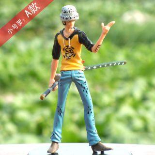 Neu Anime Manga Trafalgar·Law One Piece Figur 17cm 159