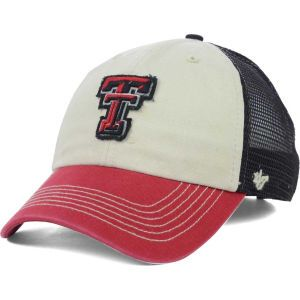 Texas Tech Red Raiders 47 Brand Schist Trucker Cap
