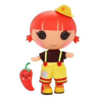 Lalaloopsy Littles Doll   Red Fiery Flame