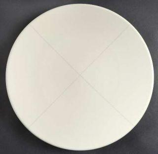 Mikasa Online Ivory 12 Chop Plate/Round Platter, Fine China Dinnerware   Ivory