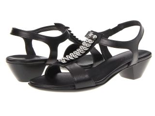 Munro American Bree Womens 1 2 inch heel Shoes (Black)